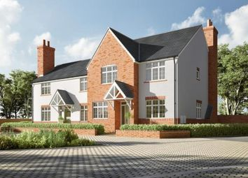 Thumbnail 1 bed semi-detached house for sale in Broadmeadow Park, Abby Road, Sandbach