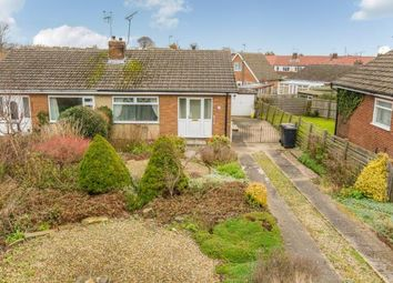 Thumbnail 2 bed bungalow for sale in Manor Drive, Knaresborough, .