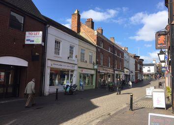 Thumbnail Retail premises to let in Norbury Court, Church Street, Stone