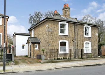 Thumbnail 4 bed semi-detached house to rent in Paddenswick Road, London