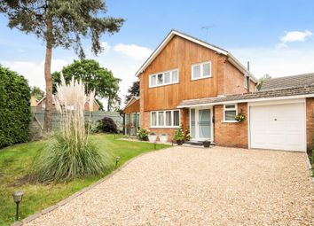 Thumbnail 3 bedroom detached house for sale in Ranelagh Crescent, Ascot