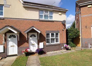 Thumbnail 3 bedroom semi-detached house for sale in Milland Close, Abbey Meads, Swindon