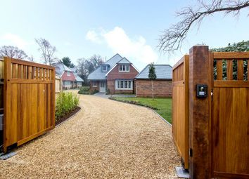 Thumbnail 4 bed detached house for sale in Lower Pennington Lane, Lymington