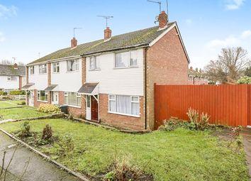 Thumbnail 3 bedroom terraced house for sale in Merridale Gardens, Wolverhampton
