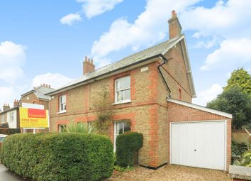 Thumbnail 3 bed semi-detached house for sale in Knaphill, Woking