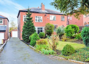Thumbnail 3 bed semi-detached house for sale in Hardy Mill Road, Harwood, Bolton