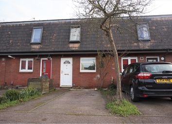 Thumbnail 2 bed terraced house for sale in Woburn Close, Wimbledon