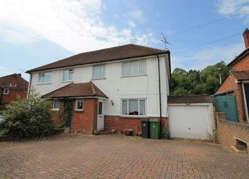 Thumbnail 3 bed semi-detached house for sale in Frimley, Surrey