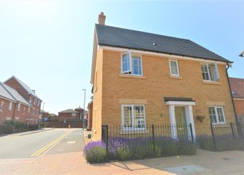 Thumbnail 4 bed property for sale in Saw Mill Road, Colchester
