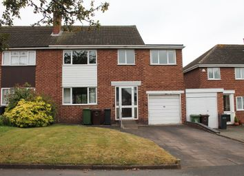 Thumbnail 5 bed semi-detached house for sale in Richmond Road, Olton, Solihull