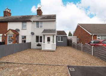 Thumbnail 2 bed end terrace house for sale in Red Barn Road, Brightlingsea, Colchester