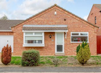 Thumbnail 2 bed detached bungalow for sale in Bellmans Grove, Whittlesey, Peterborough