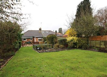 Thumbnail 2 bed semi-detached bungalow for sale in Stanley Avenue, Chiswell Green, St. Albans, Hertfordshire