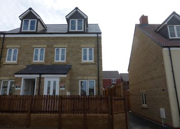 Thumbnail 3 bed property to rent in Airfield Way, Weldon, Corby