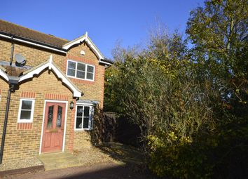 Thumbnail 3 bed semi-detached house to rent in Lodge Hill Lane, Chattenden, Rochester
