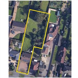 Thumbnail Land for sale in Dominion Road, Glenfield, Leicester