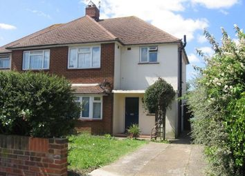 Thumbnail 3 bed semi-detached house to rent in Princess Anne Road, Broadstairs
