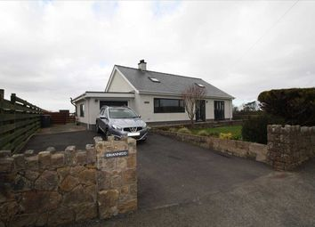 Thumbnail 3 bedroom detached bungalow for sale in Newborough, Llanfairpwllgwyngyll