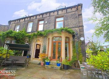 Thumbnail 6 bed semi-detached house for sale in Savile Park Road, Halifax, West Yorkshire