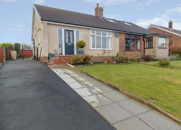 Thumbnail 2 bed semi-detached bungalow for sale in Singleton Grove, Westhoughton, Bolton