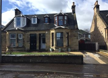 Thumbnail 3 bed semi-detached house for sale in Abbotsgrange Road, Grangemouth, Stirlingshire