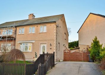 Thumbnail 3 bed semi-detached house for sale in Whinlatter Road, Whitehaven