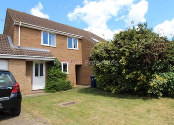 Thumbnail 3 bed property to rent in St. Georges Way, Impington, Cambridge