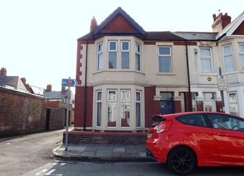 Thumbnail 4 bedroom end terrace house to rent in Flaxland Avenue, Heath