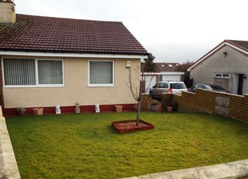 Thumbnail 2 bedroom semi-detached bungalow for sale in St Andrews Gardens, Dalry