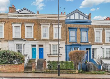 Thumbnail 4 bed terraced house for sale in Leighton Road, Kentish Town, London