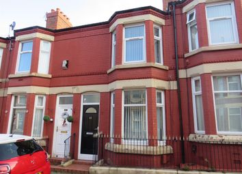 Thumbnail 2 bedroom terraced house for sale in Falkland Street, Birkenhead
