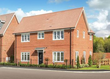 "Thumbnail 4 bedroom property for sale in ""The Nessvale - Showhome"" at Cotts Field, Haddenham, Aylesbury"
