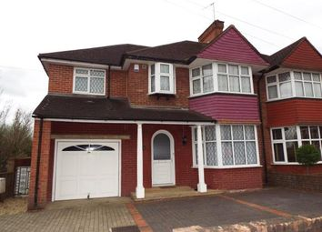 Thumbnail 5 bedroom semi-detached house for sale in Mallard Way, Kingsbury, London