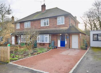 Thumbnail 3 bed semi-detached house for sale in Friars Orchard, Fetcham, Leatherhead