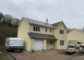 Thumbnail 4 bed detached house for sale in 2 Swn Yr Afon, Cwmfelin Boeth, Whitland