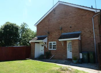 Thumbnail 1 bed terraced house to rent in Small Crescent, Buckingham