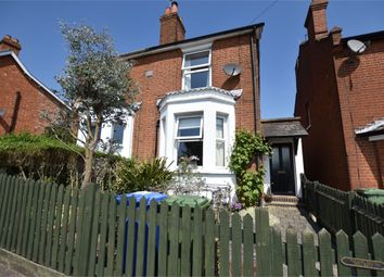 Thumbnail 3 bed semi-detached house for sale in Dunley Villas, Forest Road, Binfield, Berkshire