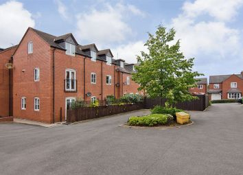 Thumbnail 2 bed flat for sale in Rayson Close, Streethay, Lichfield