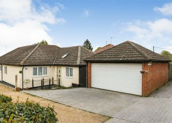 Thumbnail 4 bed detached house for sale in Boughton Road, Moulton, Northampton