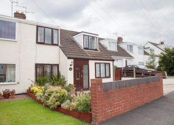 Thumbnail 3 bed semi-detached bungalow for sale in Uplands Avenue, Deeside