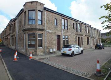 Thumbnail 1 bed flat to rent in Eastfield Terrace, Bellshill