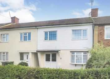 3 bed terraced house for sale in Stevenage Crescent, Borehamwood WD6