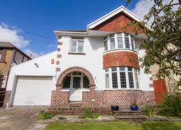 Thumbnail 3 bedroom detached house for sale in Newport Road, Old St. Mellons, Cardiff