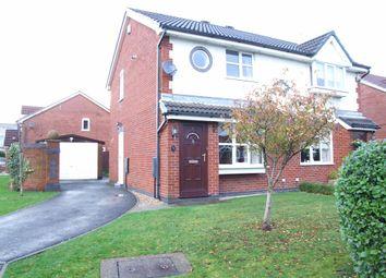 2 bed semi-detached house to rent in The Ferns, Ashton-On-Ribble, Preston, Lancashire PR2
