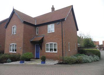 Thumbnail 4 bedroom property to rent in Breeze Avenue, Aylsham, Norwich