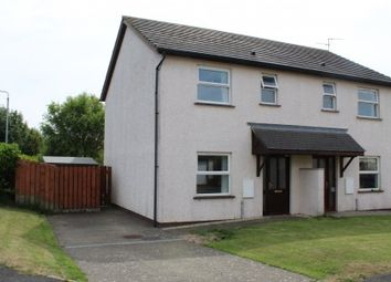 Thumbnail 3 bed property to rent in Rental 12 Aspen Drive, Ballawattleworth, Peel, Isle Of Man