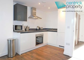 Thumbnail 2 bed flat to rent in Cotton Lofts, Fabrick Square, Digbeth