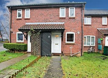 Thumbnail 2 bed terraced house for sale in Gorse Close, Tollgate Hill Borders, Crawley