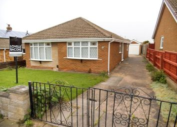 Thumbnail 3 bedroom bungalow to rent in Highthorpe Crescent, Cleethorpes