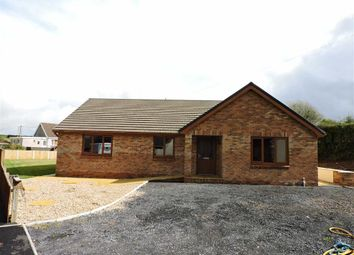Thumbnail 3 bed detached bungalow for sale in Bancffosfelen, Llanelli